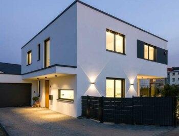 Bauhaus Stil Holzhäuser Von Stommel Haus