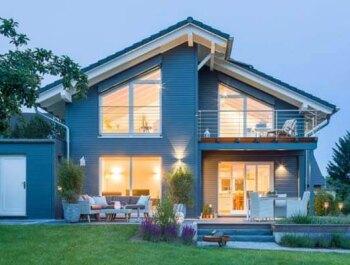 holzh user massiv individuell holzh user von stommel haus. Black Bedroom Furniture Sets. Home Design Ideas
