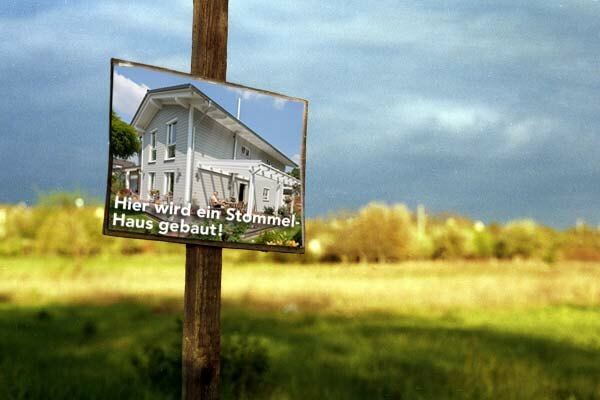 Holzhaus Grundstück