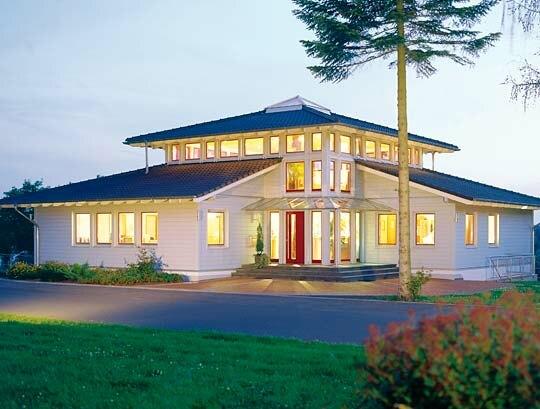 Haus Der Tausend Möglichkeiten Holzhäuser Von Stommel Haus