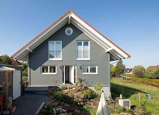 Schlüsselfertiges Holzhaus | Holzhäuser von Stommel Haus