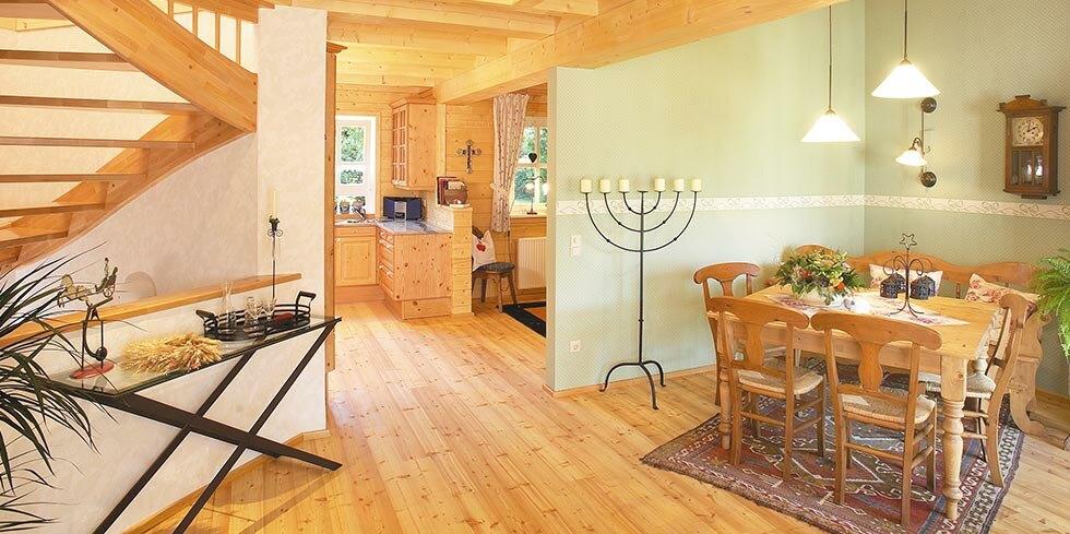 holzhaus schwedenhaus f r zwei familien im ruhrgebiet holzh user von stommel haus. Black Bedroom Furniture Sets. Home Design Ideas