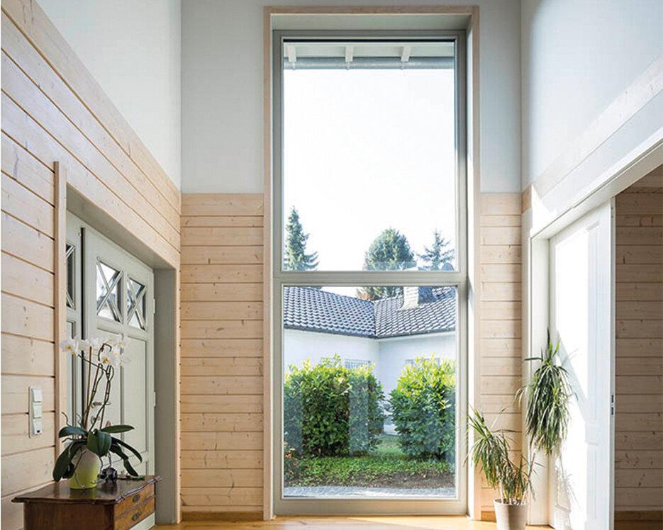 Familienhaus bauen mit flair holzh user von stommel haus for Haus bauen katalog