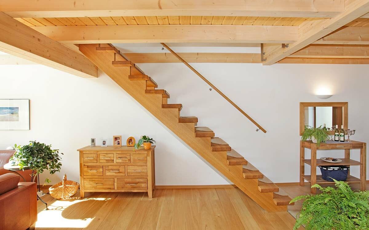 kohaus bauen holzh user von stommel haus. Black Bedroom Furniture Sets. Home Design Ideas