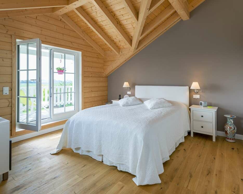 Holzhaus amerikanisch | Holzhäuser von Stommel Haus