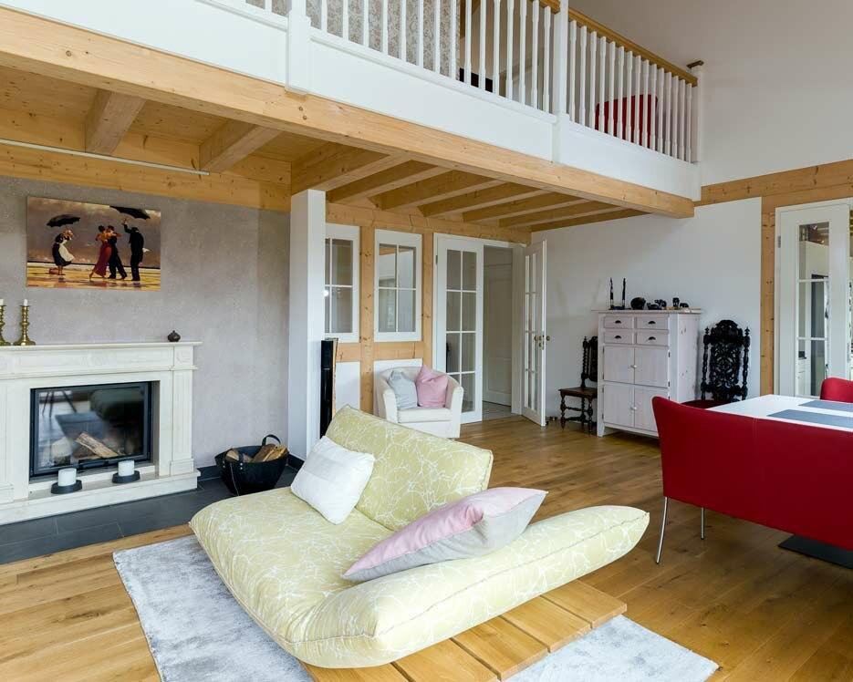 holzhaus amerikanisch holzh user von stommel haus. Black Bedroom Furniture Sets. Home Design Ideas