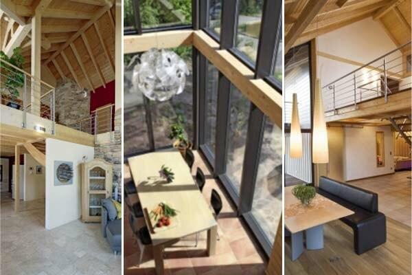 lichtdurchflutete empore stommel holzhaus blog. Black Bedroom Furniture Sets. Home Design Ideas