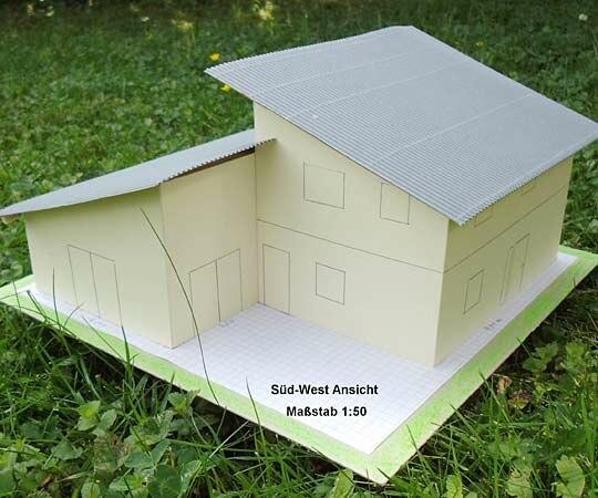 Haus bauen planen baufritz entwrfe fr haus im haus auf for Rattanmobel fur terrasse