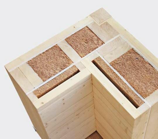 Holzhaus Eins: Holzhaus Bauen Mit Stommel Haus