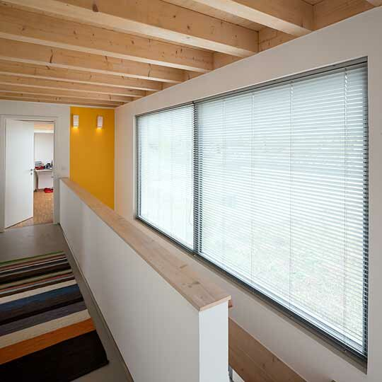 bauhaus stil holzh user von stommel haus. Black Bedroom Furniture Sets. Home Design Ideas