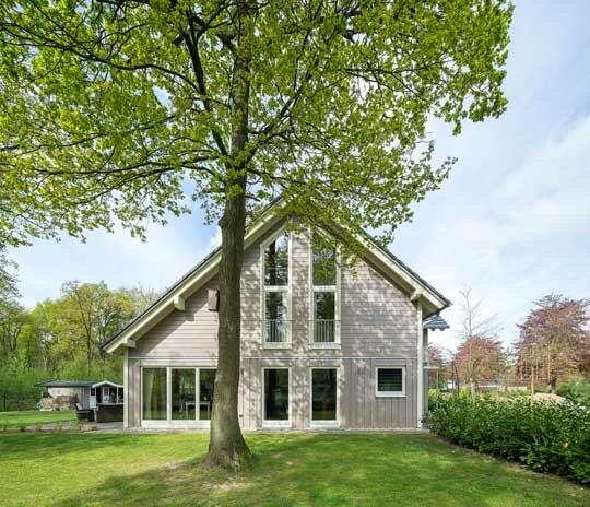 Gratis Holzhaus-Katalog Für Sie!